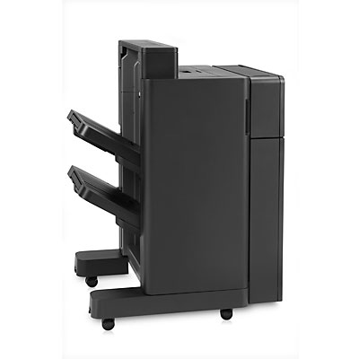HP Color LaserJet Stapler/Stacker with 2/4 hole punch - Ausgabefach 500 Blatt
