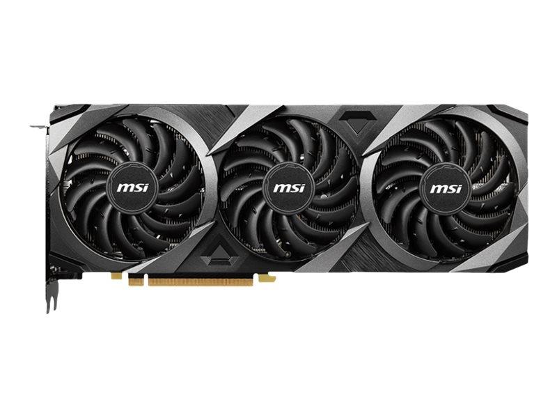 MSI GeForce RTX 3080 Ti VENTUS 3X 12G OC - Grafikkarten