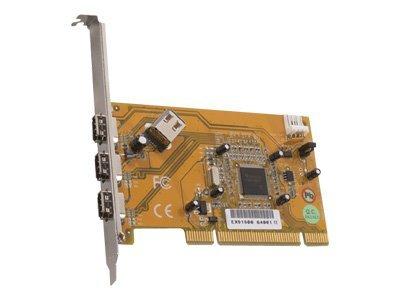 Dawicontrol DC 1394 PCI - FireWire-Adapter - PCI