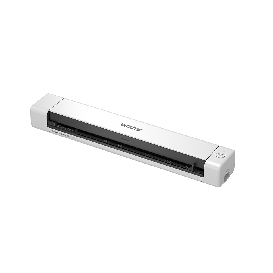 Brother-DSmobile-DS-640-Sheetfed-scanner-215-9-x-1828-8-mm-600-dpi-x-DS640TJ1 miniatura 5