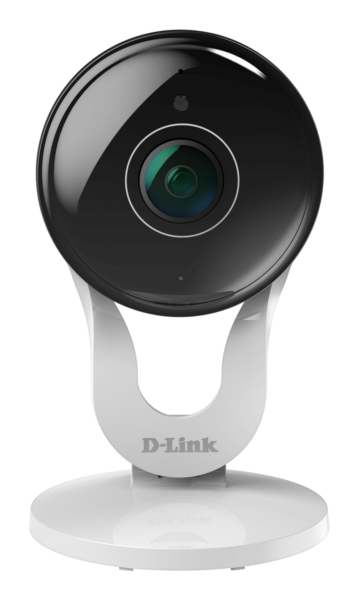 D-Link Full HD Wi-Fi Camera DCS-8300LH - IP-Sicherheitskamera - Indoor - Kabellos - CE - CE LVD - RCM - FCC Class B - ICES - Sphärisch - Tisch/Bank