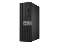 OptiPlex 7050 3.6GHz i7-7700 SFF Intel® Core i7 der siebten Generation Schwarz PC