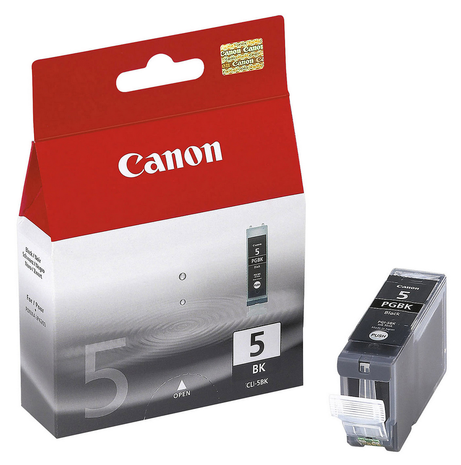 Canon Patrone PGI5BK (2er) black