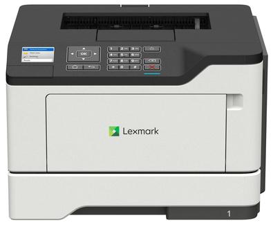 Lexmark MS521dn - Laser - 1200 x 1200 DPI - A4 - 44 Seiten pro Minute - Doppeltdruck - Netzwerkfähig