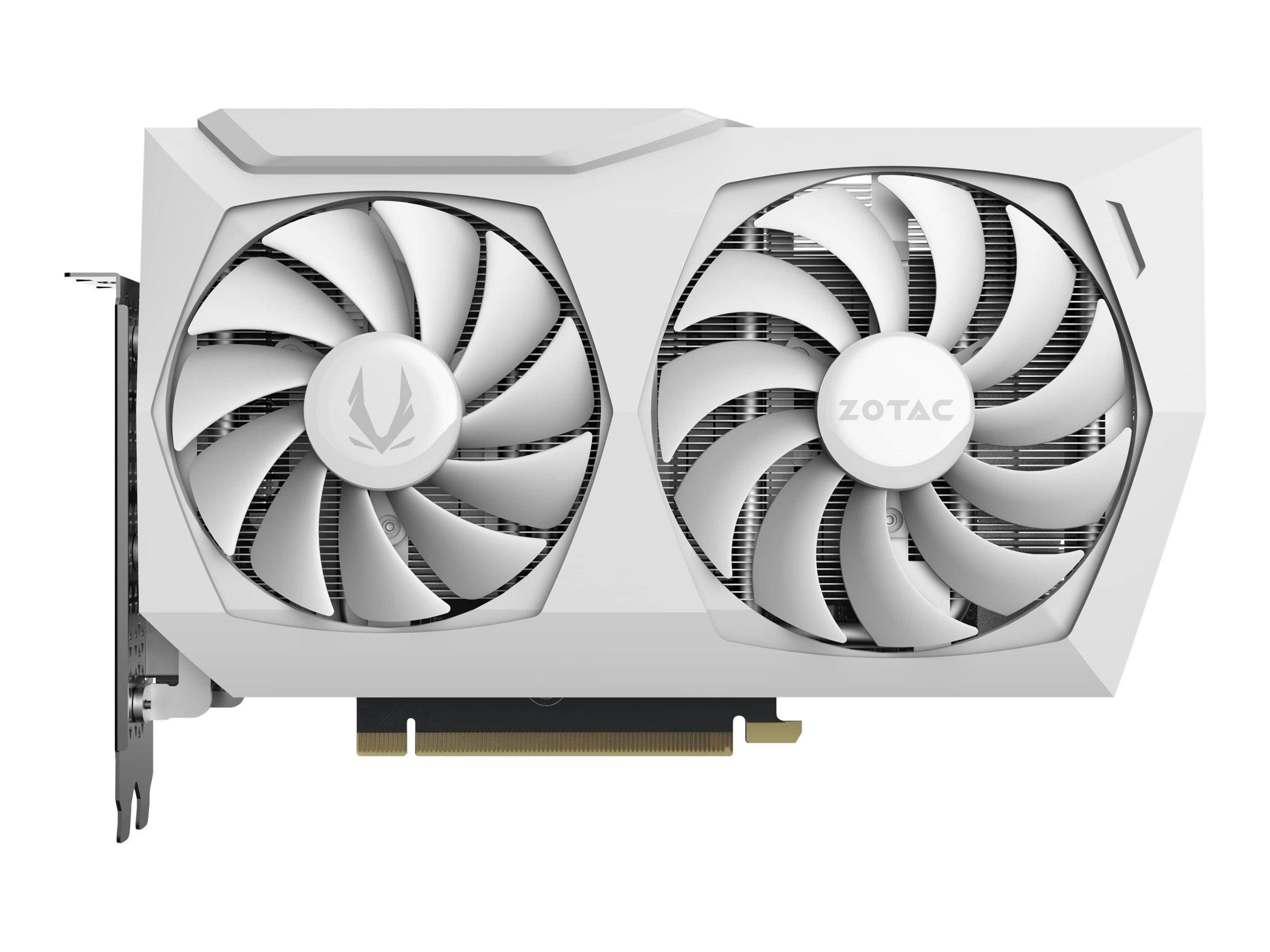 ZOTAC GAMING GeForce RTX 3070 Twin Edge OC - White Edition