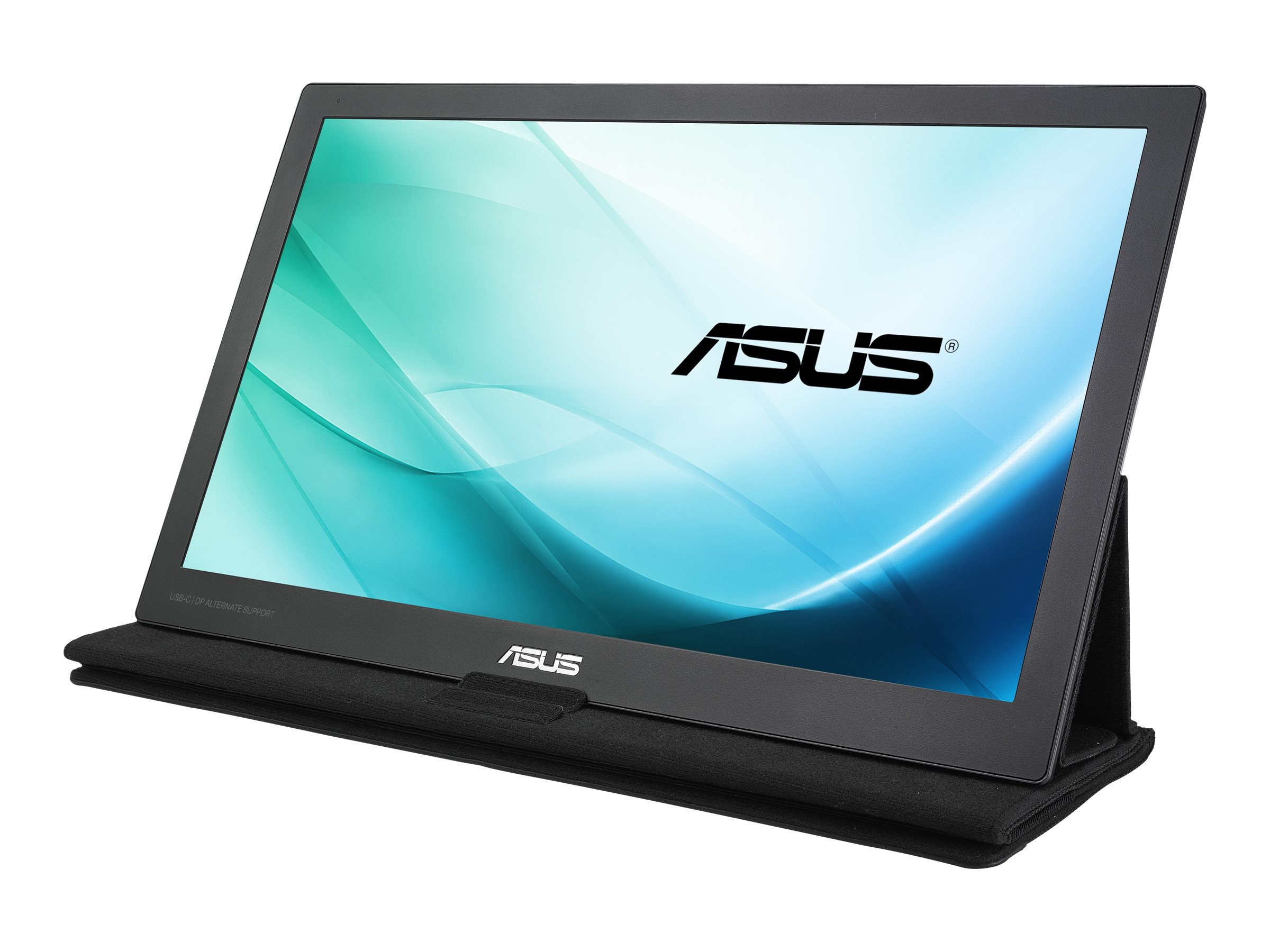 """ASUS MB169C+ - LED-Monitor - 39.6 cm (15.6"""") - tragbar - 1920 x 1080 Full HD (1080p)"""