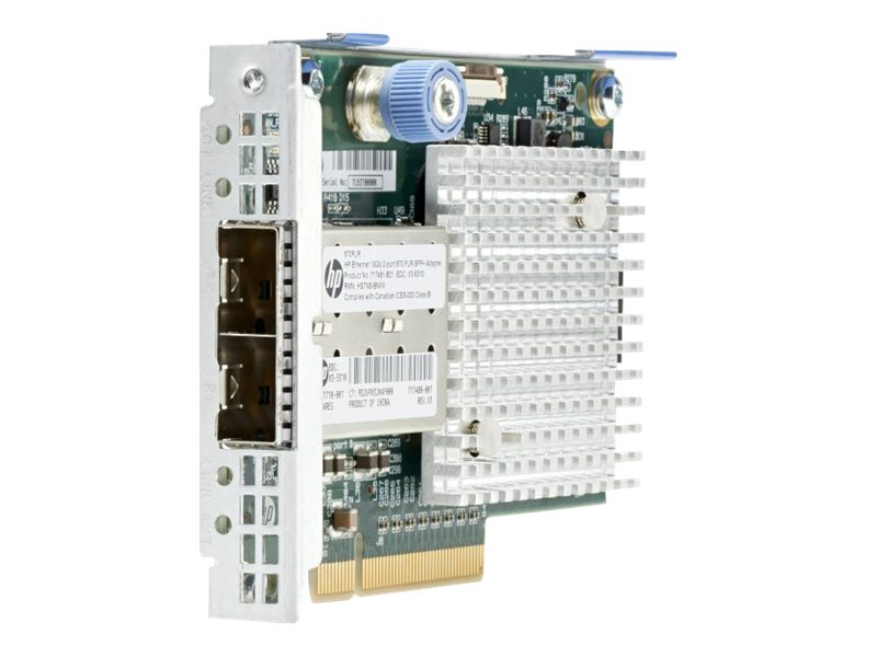 HP Ethernet 10Gb 2P 570FLR-SFP+ Adptr (717491-B21) - REFURB