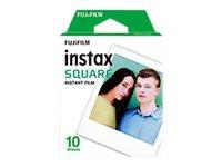 Fujifilm Instax Square - Instant-Farbfilm - 10