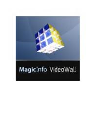 Samsung MagicInfo VideoWall-2 Author - Lizenz