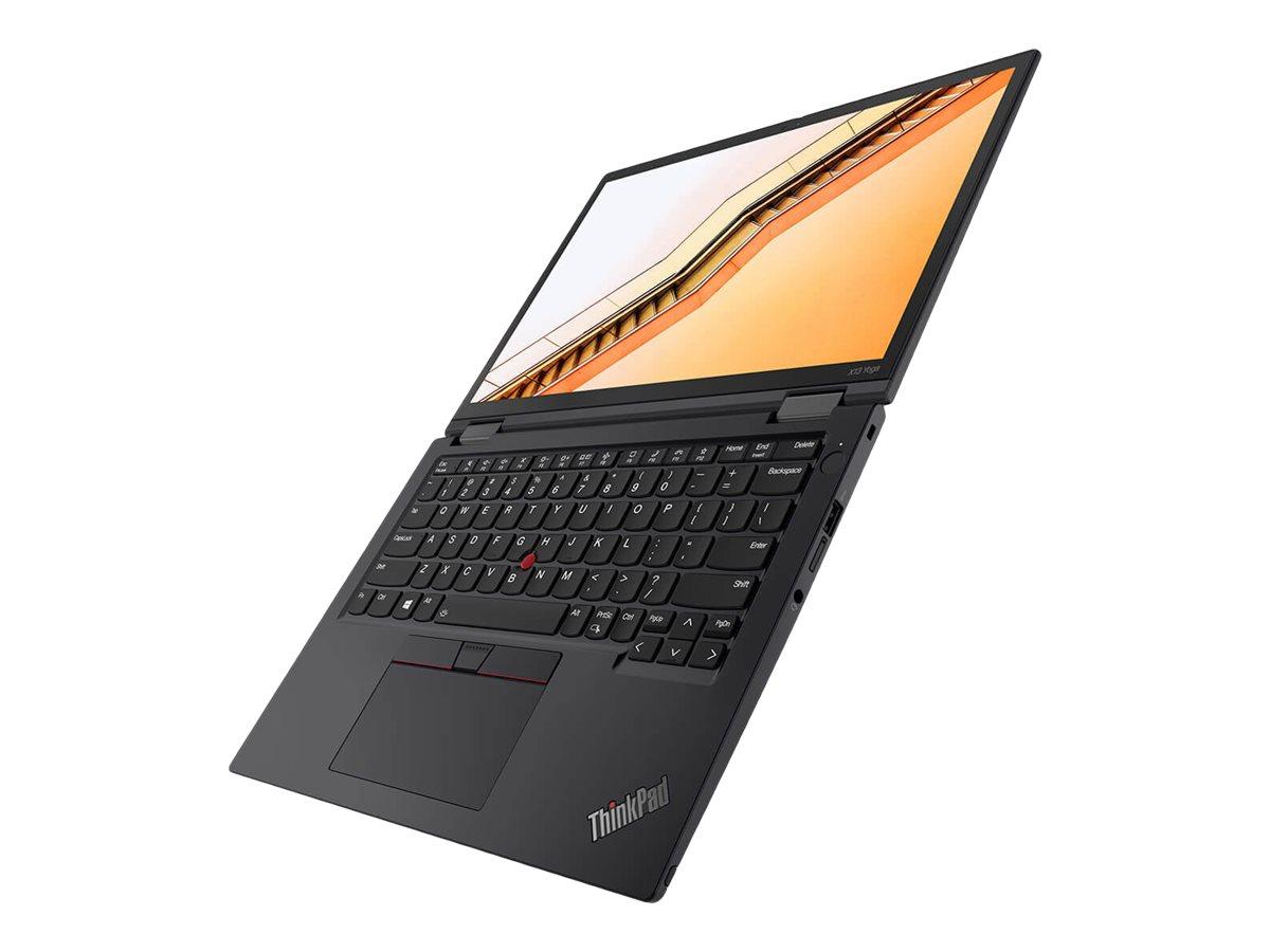 "Lenovo ThinkPad X13 Yoga Gen 2 20W8 - Flip-Design - Core i7 1165G7 / 2.8 GHz - Win 10 Pro 64-Bit - 16 GB RAM - 512 GB SSD TCG Opal Encryption 2, NVMe - 33.8 cm (13.3"")"