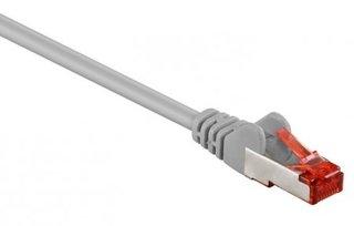 Intellinet 10m Cat6 SFTP 10m Cat6 S/FTP (S-STP) Grau Netzwerkkabel