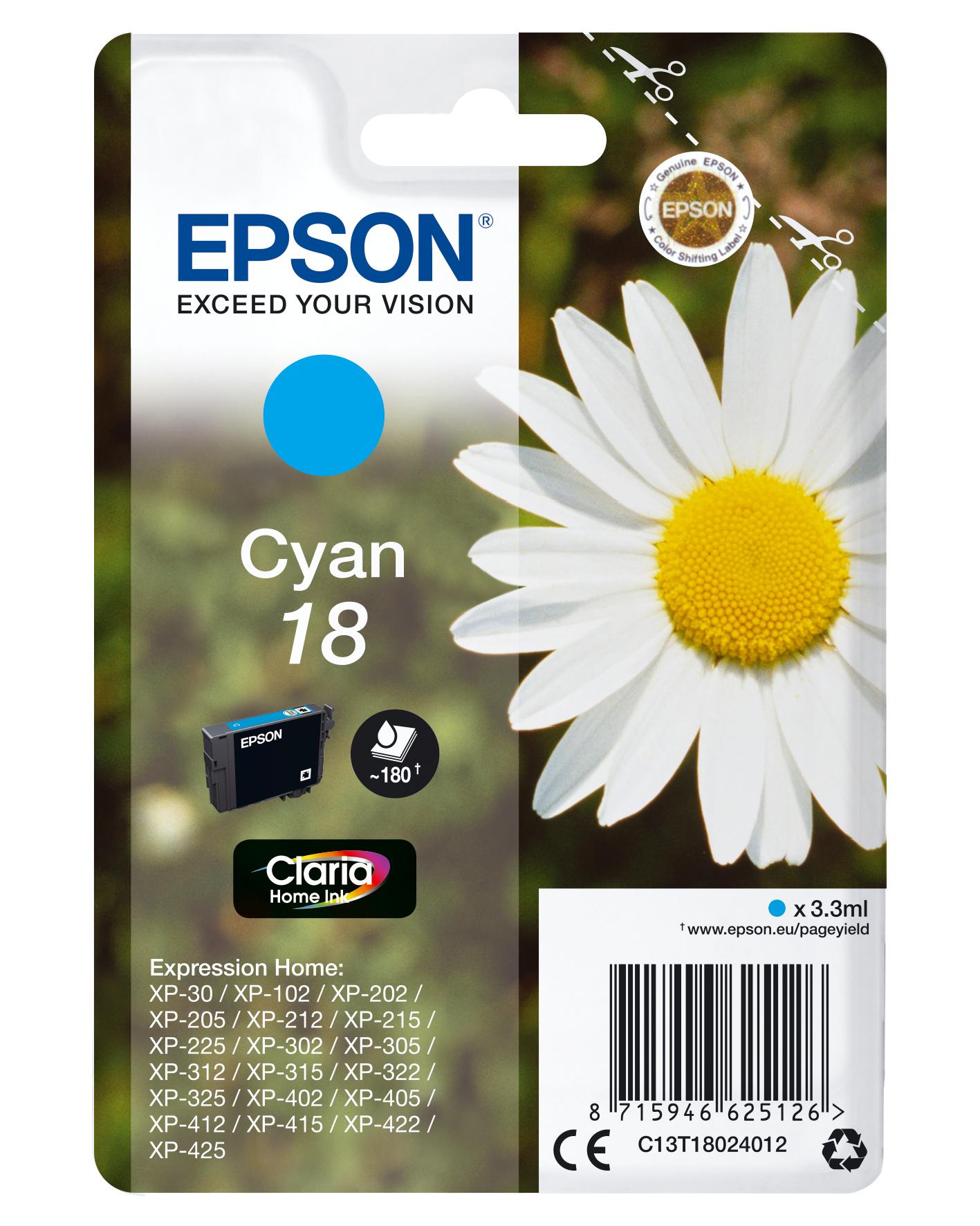 Epson C13T18024012