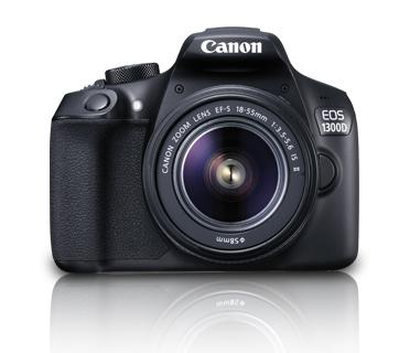 Canon EOS 1300D - Digitalkamera