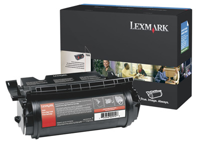Lexmark T644 Extra High Yield Print Cartridge Schwarz