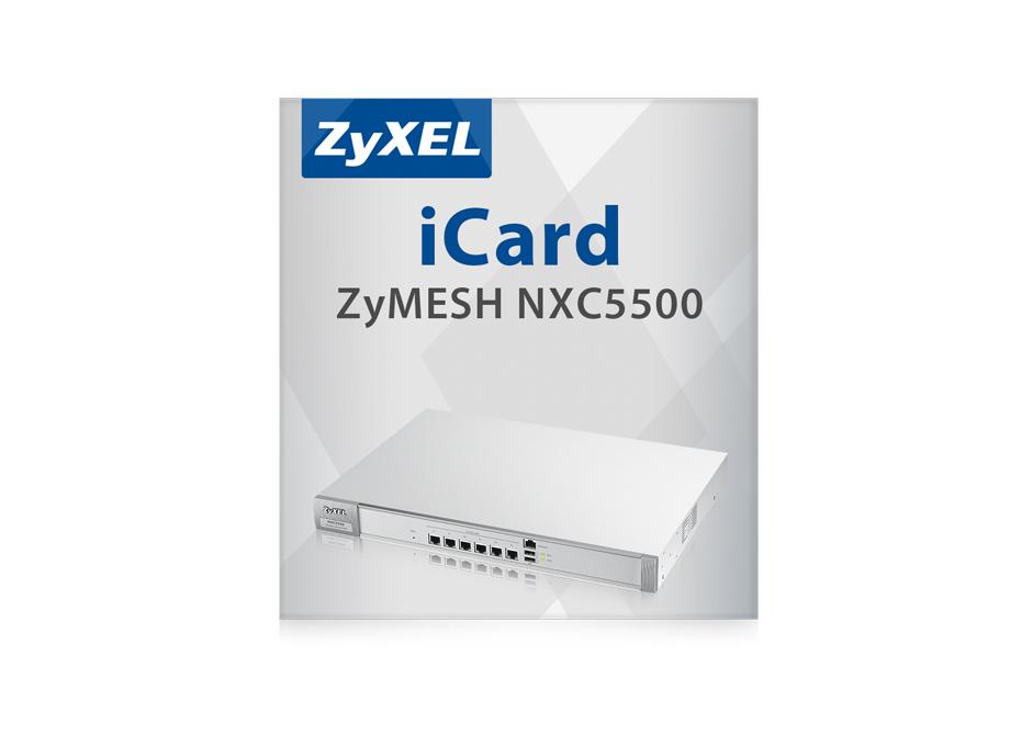 ZyXEL iCard ZyMESH NXC5500