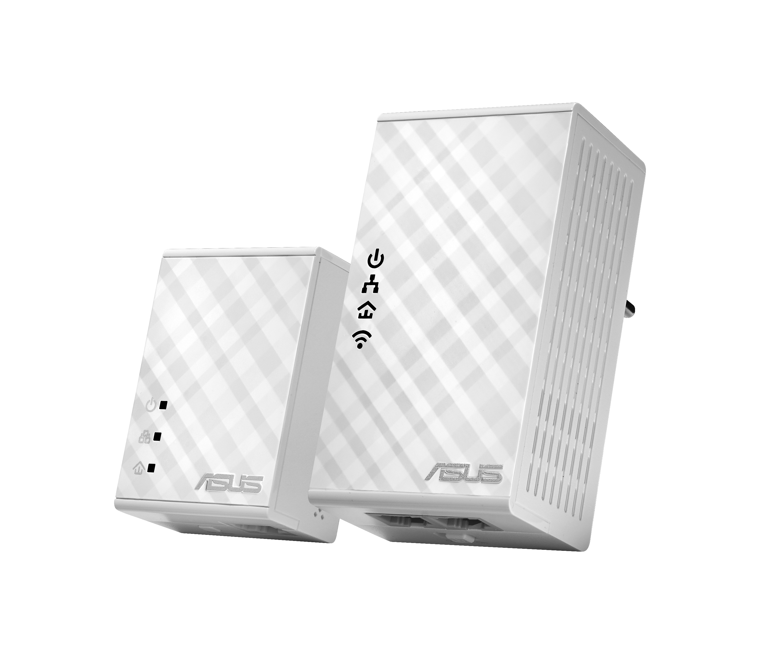 ASUS PL-N12 Kit - Bridge - 2-Port-Switch