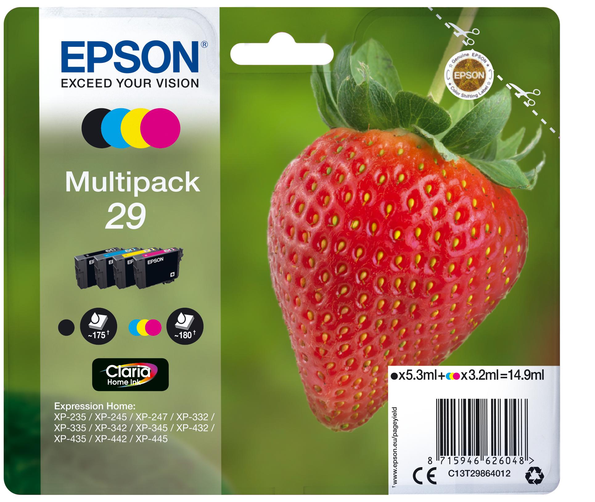 Epson C13T29864012