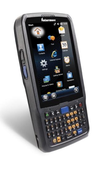 HONEYWELL CN51 Handheld Mobile Computer 10,2 cm (4 Zoll) 480 x 800 Pixel Touchscreen 350 g Schwarz