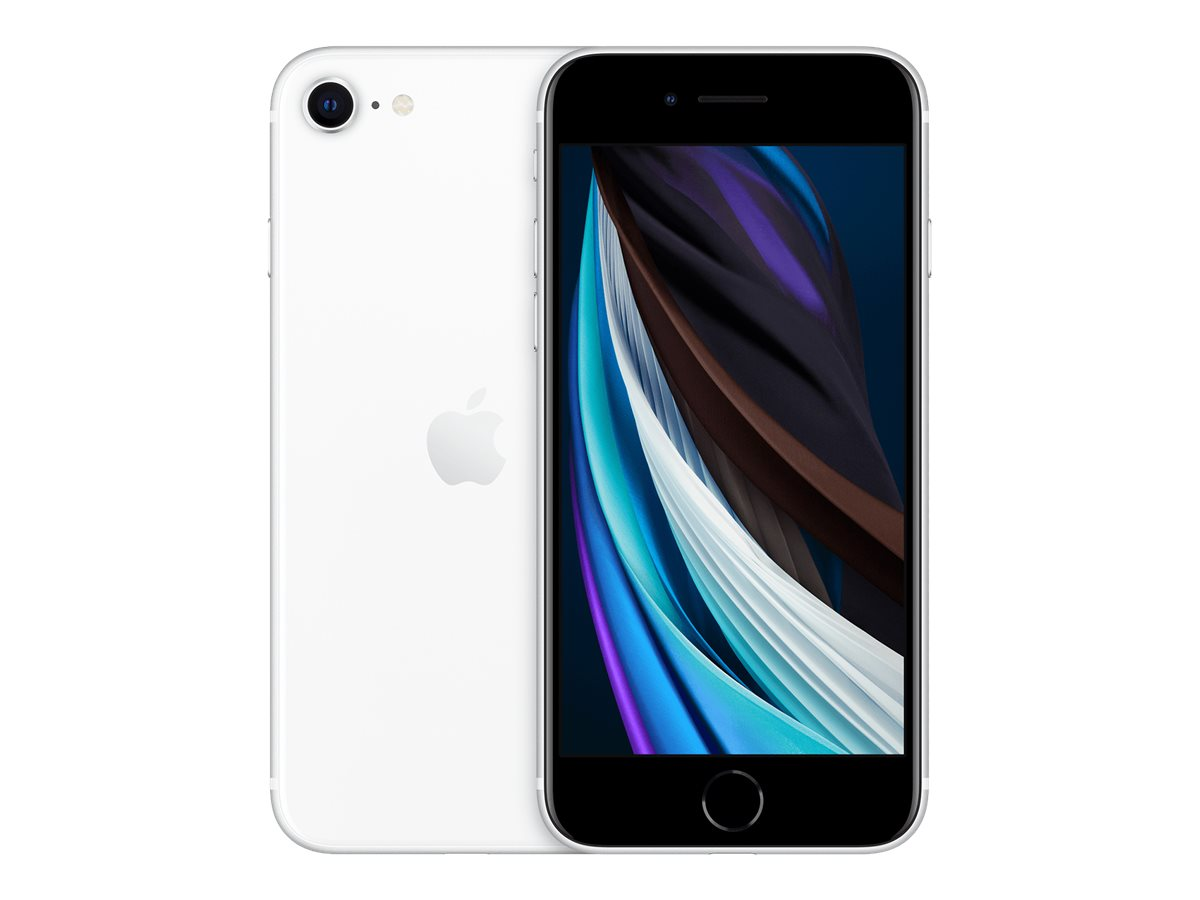 "Apple iPhone SE (2. Generation) - Smartphone - Dual-SIM - 4G Gigabit Class LTE - 64 GB - GSM - 4.7"" - 1334 x 750 Pixel (326 ppi (Pixel pro Zoll))"