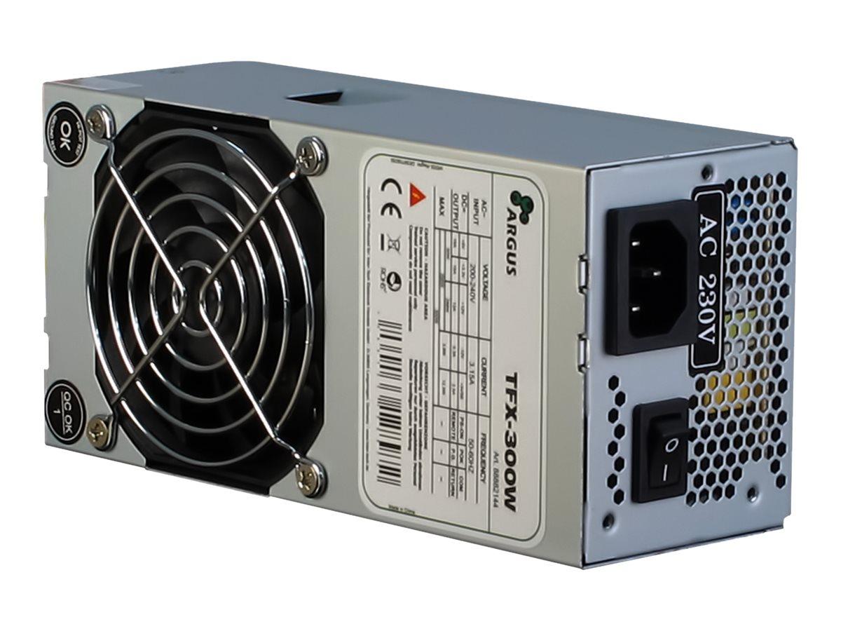 Inter-Tech Argus TFX-300W . - Stromversorgung (intern)