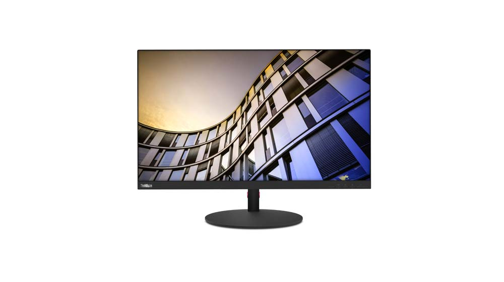 Lenovo ThinkVision T27p-10 - 68,6 cm (27 Zoll) - 3840 x 2160 Pixel - 4K Ultra HD - LED - 4 ms - Schwarz