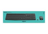 MK235 - Tastatur-und-Maus-Set - drahtlos