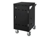 AVer E32c - Wagen (nur Laden) für 32 Tablets / Notebooks - verriegelbar