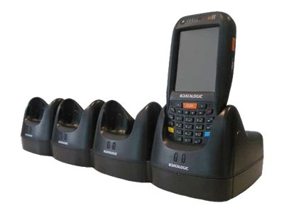 Datalogic Four Slot Dock - Docking Cradle (Anschlußstand)