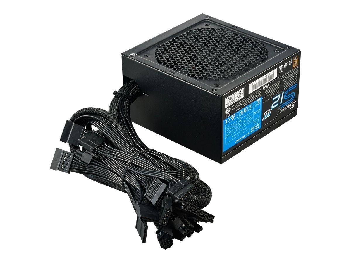 Seasonic S12III Series SSR-650GB3 - Netzteil (intern)