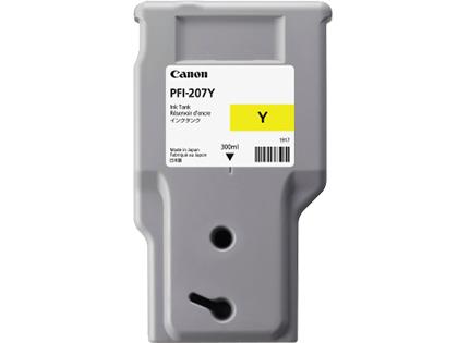 Canon PFI-207 Y Gelb Tintenpatrone