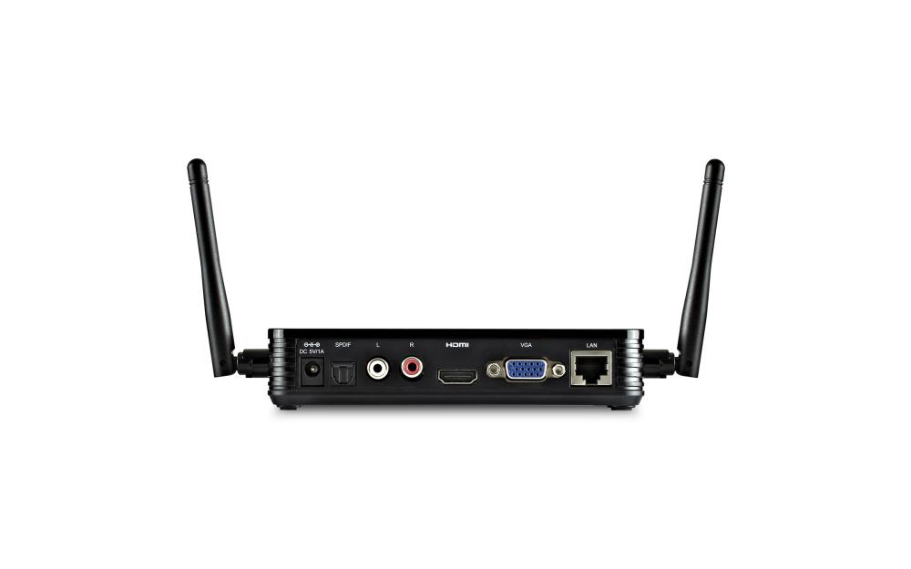 ViewSonic VIEWSYNC3 HDMI + VGA (D-Sub) Desktop Kabelloses Präsentationssystem