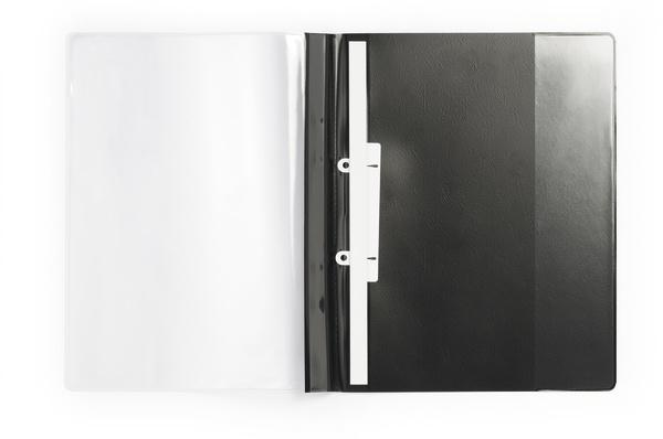 Durable 2589-01 - Präsentationsmappe - A4 - Schwarz - Porträt