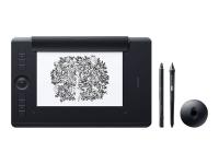 Intuos Pro Paper Grafiktablett 5080 lpi 224 x 148 mm USB/Bluetooth Schwarz