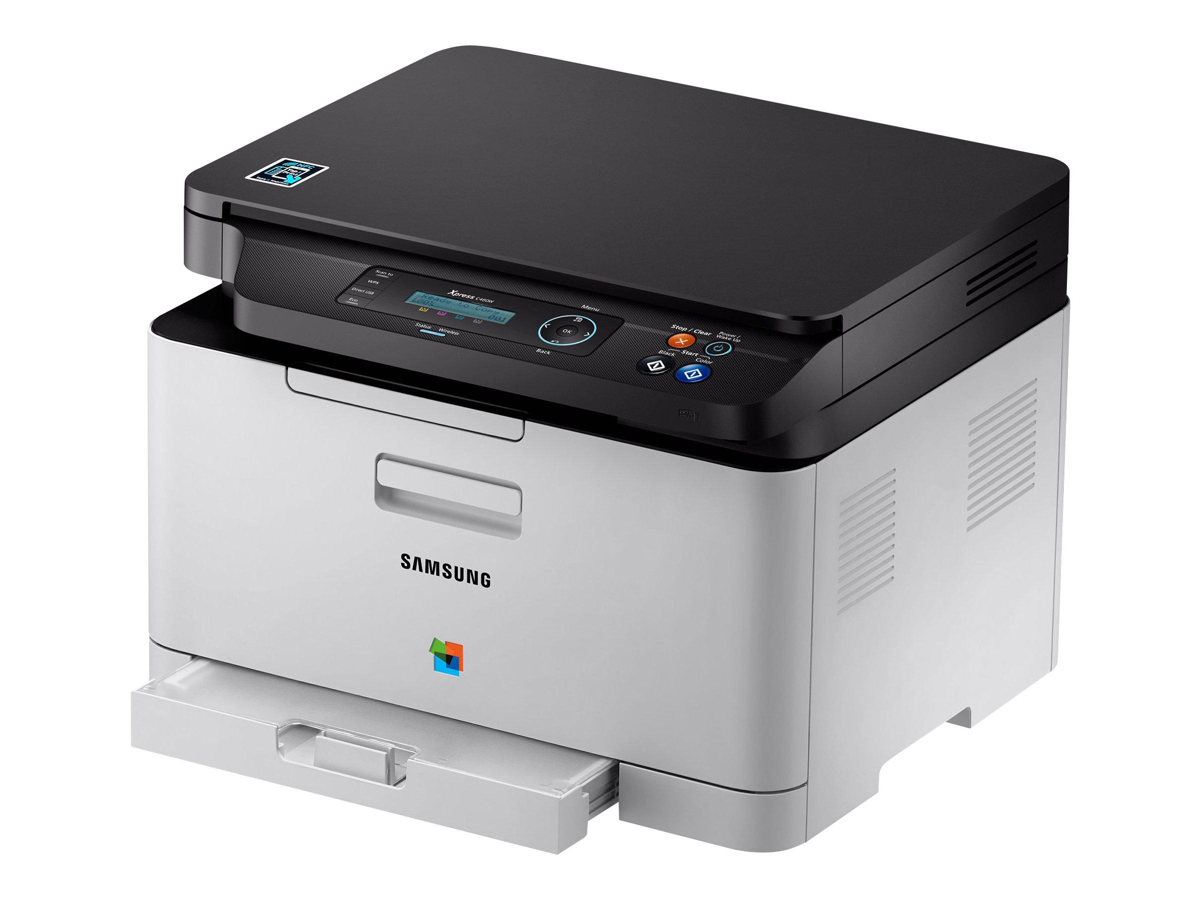 samsung xpress c480w farblaser multifunktionsdrucker der preisvergleich der. Black Bedroom Furniture Sets. Home Design Ideas