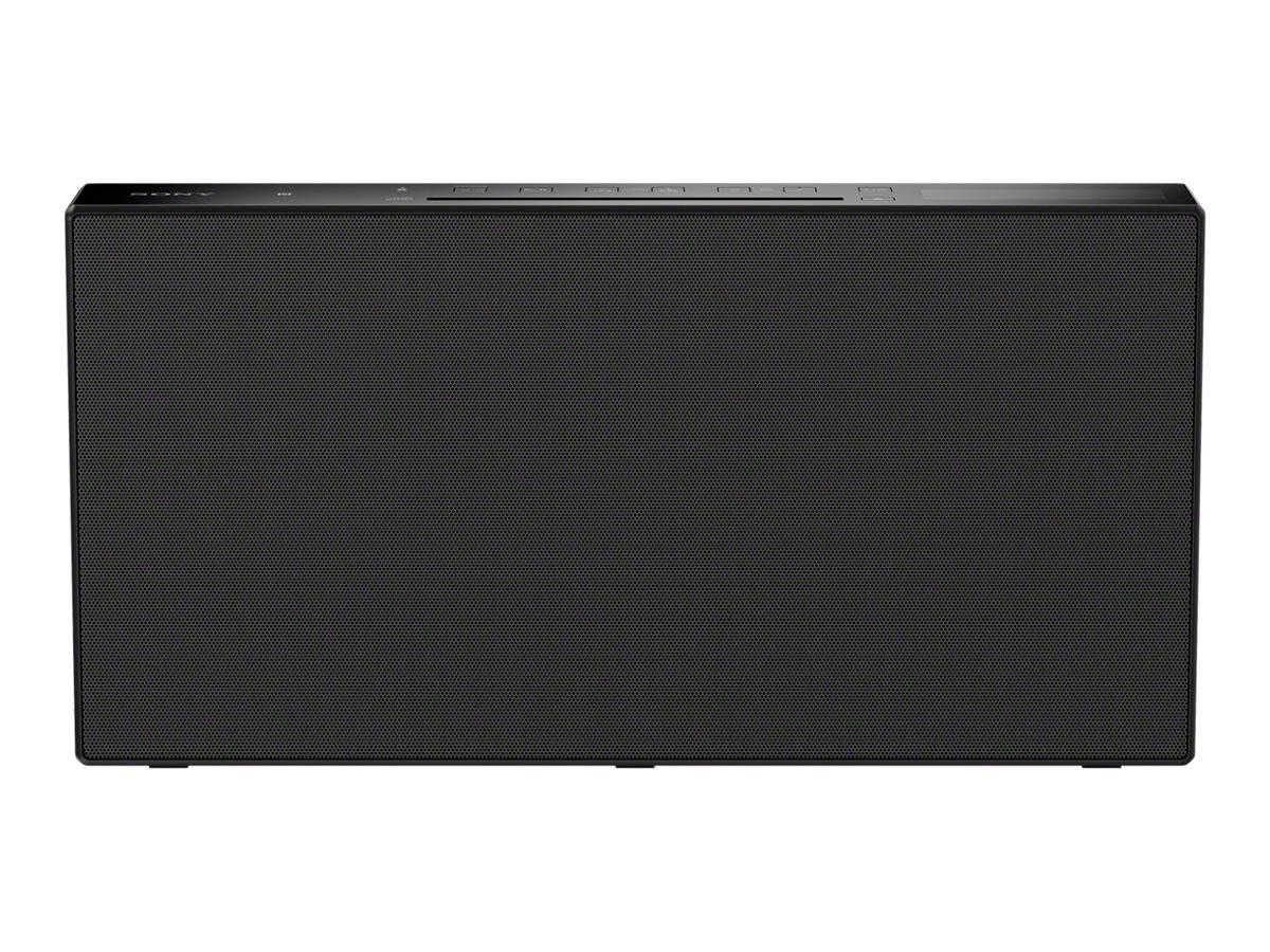 Sony CMT-X3CDB - Microsystem - Schwarz