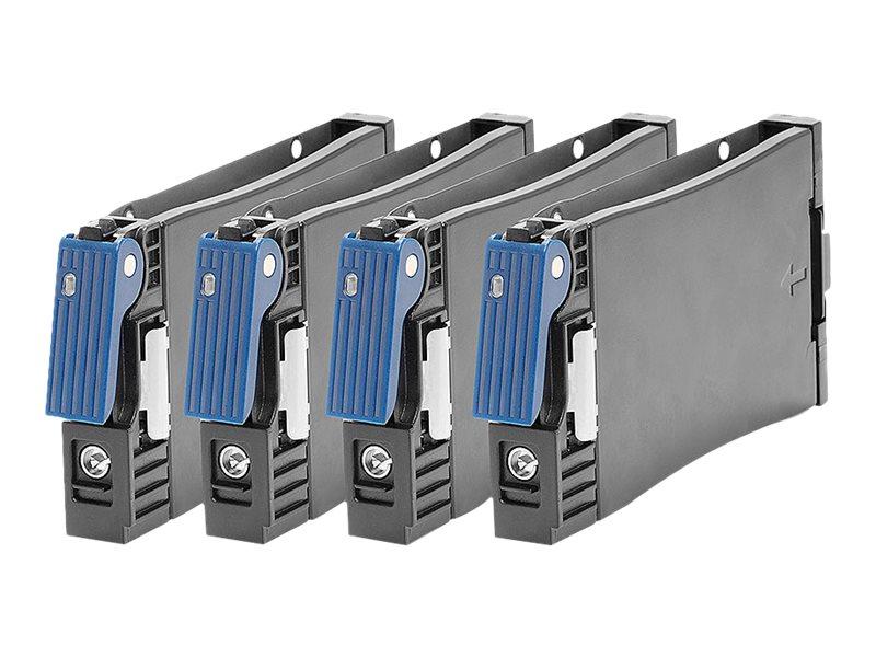 """Vorschau: Lindy 4x 2.5"""" SAS & SATA HDD RAID Backplane System - Gehäuse für Speicherlaufwerke - 2.5"""" (6.4 cm)"""