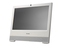 XPC X5060XA 1.8GHz 3865U Intel® Celeron® 15.6Zoll 1366 x 768Pixel Touchscreen Weiß All-in-One-PC