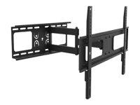 """equip Befestigungskit (artikulierende bewegliche Wandhalterung) für gekrümmter LCD-Fernseher - Bildschirmgröße: 94-177.8 cm (37""""-70"""")"""
