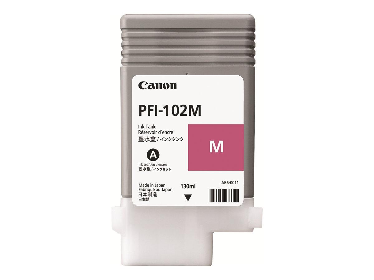 Canon LUCIA PFI-102 M - 130 ml - Magenta - Original