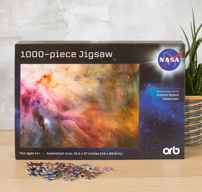 Thumbs Up 1002621 - Puzzlespiel - 1000 Stück(e) - Leerzeichen - Kinder & Erwachsene - 14 Jahr(e)