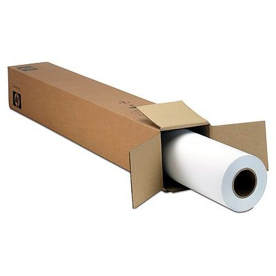 HP Matte Film 610 mm x 38.1 m (24 in x 125 ft) Mattweiß-Folie
