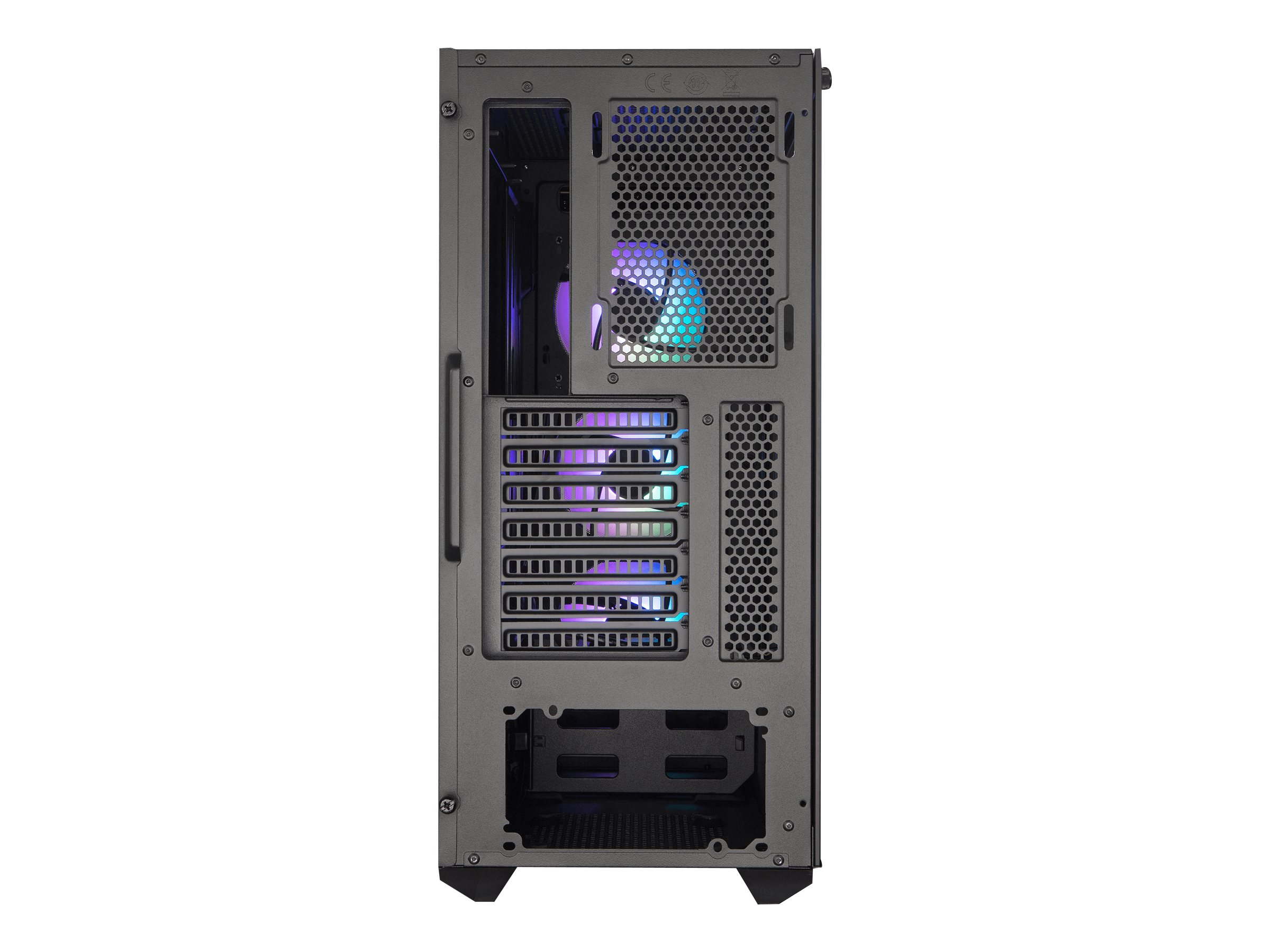 Cooler Master MasterBox TD500 MESH - Tower - Erweitertes ATX - ohne Netzteil (ATX)