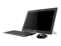 Aspire Z3-700 1.6GHz J3060 17.3Zoll 1920 x 1080Pixel Touchscreen Schwarz All-in-One-PC