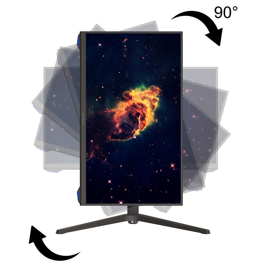 "LC Power LC-M25-FHD-144 - LCD-Monitor - 62.2 cm (24.5"")"