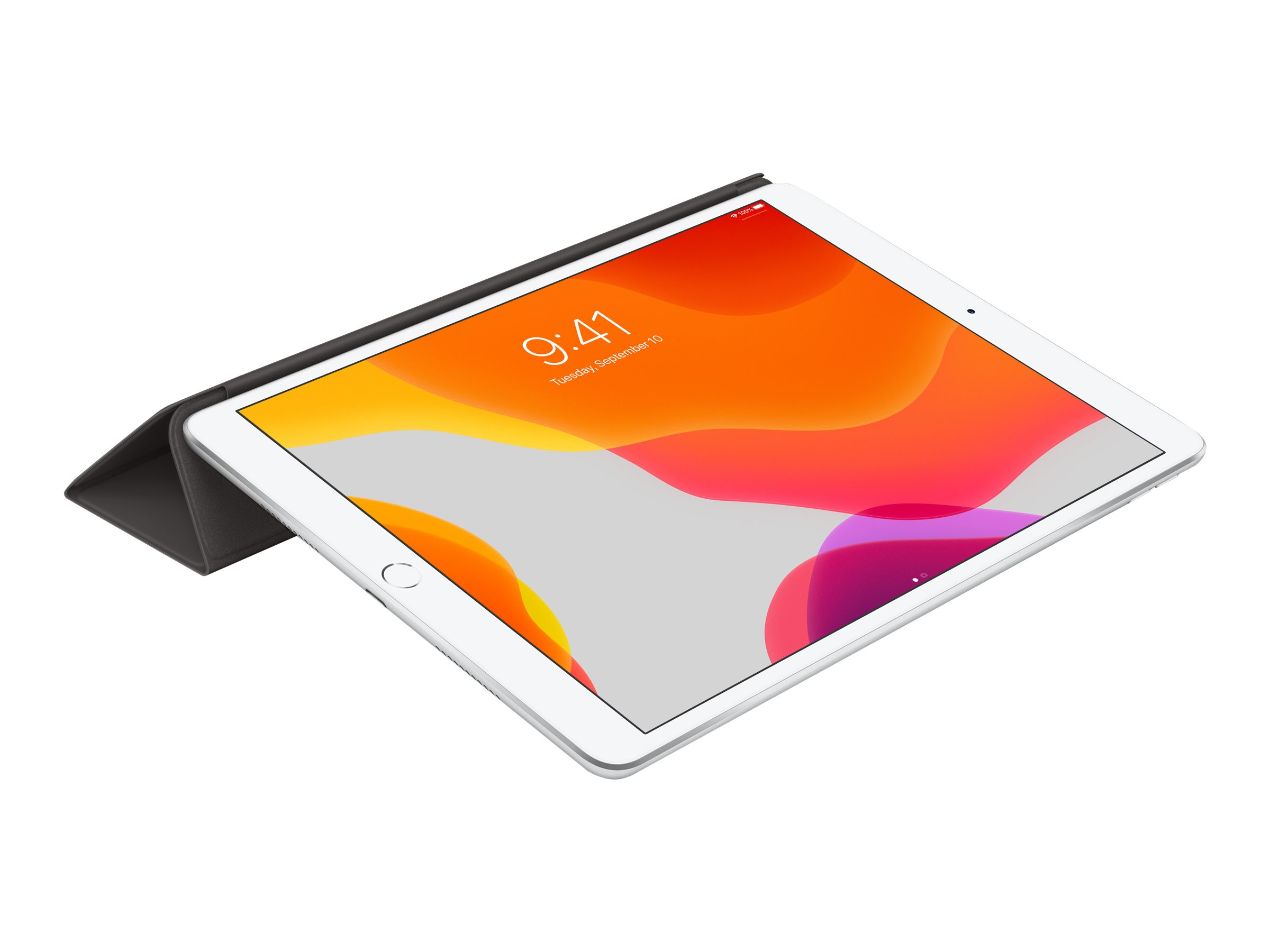Apple Smart - Bildschirmschutz für Tablet - Polyurethan - Schwarz - für 10.2-inch iPad; 10.5-inch iPad Air (3. Generation)
