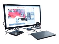 PN-40TC1 40Zoll 1920 x 1080Pixel Multi-touch Schwarz Touchscreen-Monitor