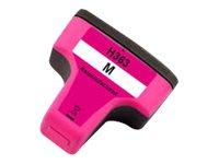 Peach 12 ml - Magenta - kompatibel - wiederaufbereitet - Tintenpatrone (Alternative zu: HP 363)