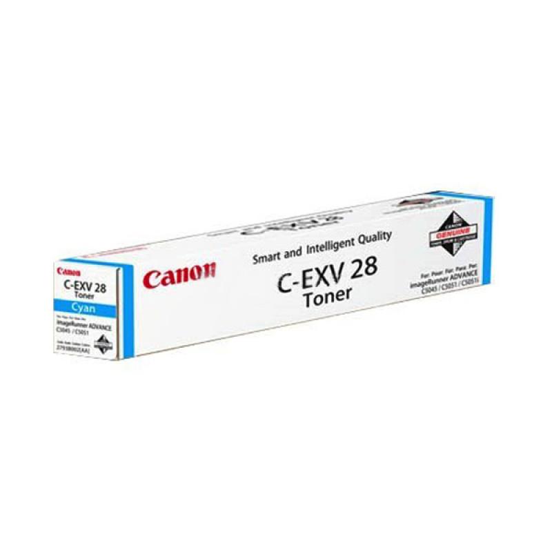 Canon C-EXV 28 - Cyan - Original - Tonerpatrone