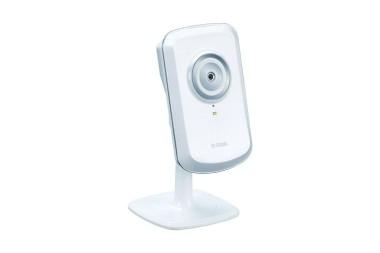 D-Link DCS 930L mydlink-enabled Wireless N Home Network Camera - Netzwerkkamera - 0,3 MP