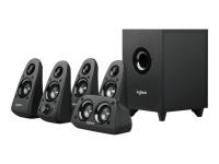 Z506 Lautsprecherset 5.1 Kanäle 75 W Schwarz